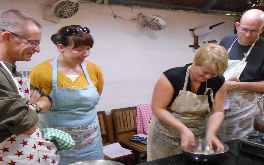 Kerala Cooking Adventure