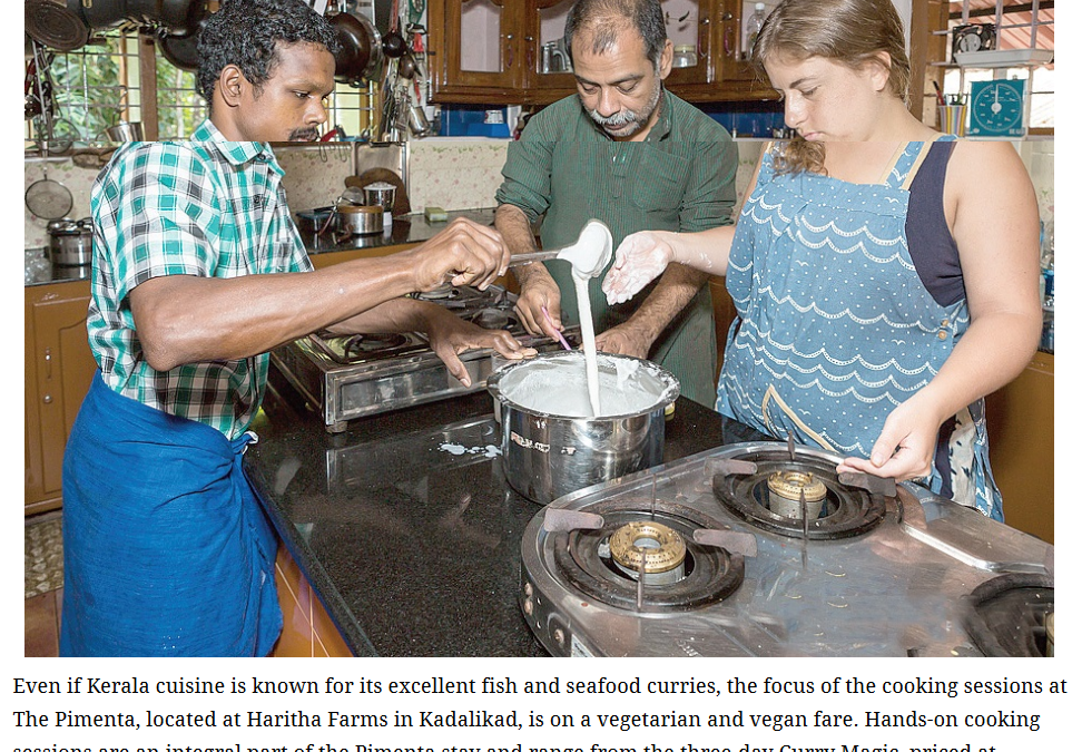 Gourmet getaways: Cooking lessons in exotic lands all the rage